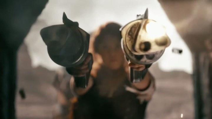 韩赛尔与格蕾特:女巫猎人 电视版2