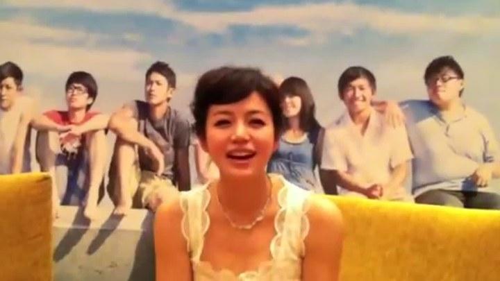 那些年,我们一起追的女孩 花絮1:陈妍希向豆瓣网友问好