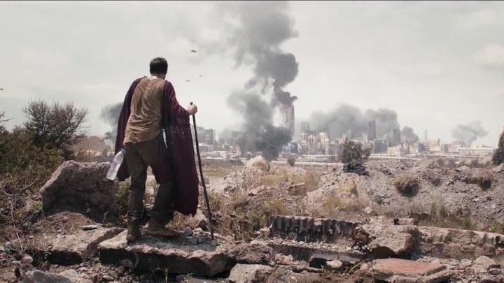 铁甲战神 预告片