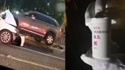 深圳致3死车祸司机排除毒驾 车内发现治癫痫药瓶