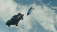速度与激情7 片段之Plane Drop