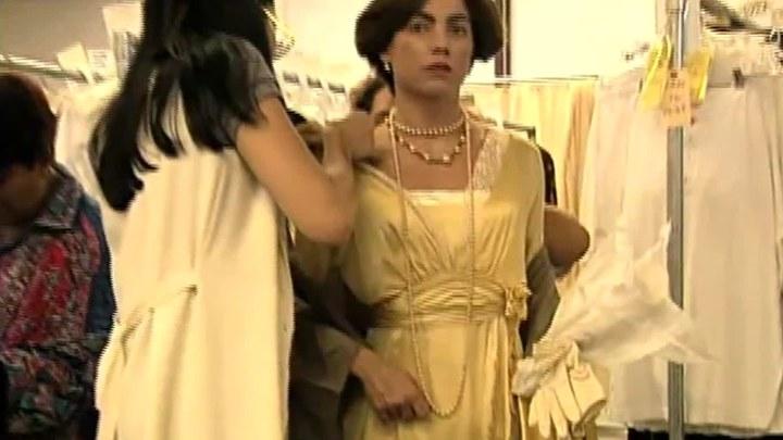 泰坦尼克号 花絮6:服装设计