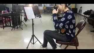 二胡独奏 学生廖廖莎《流浪者之歌》~二胡独奏