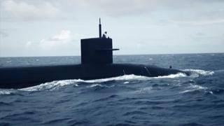 世界上最安静的潜艇是它? 能抵挡声呐探测