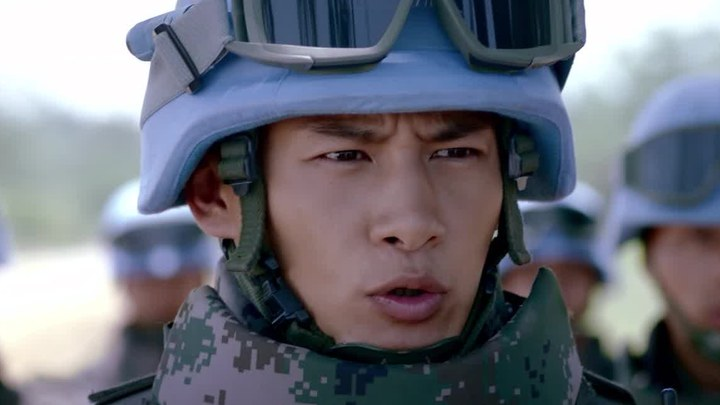 中国蓝盔 预告片:剧情版 (中文字幕)
