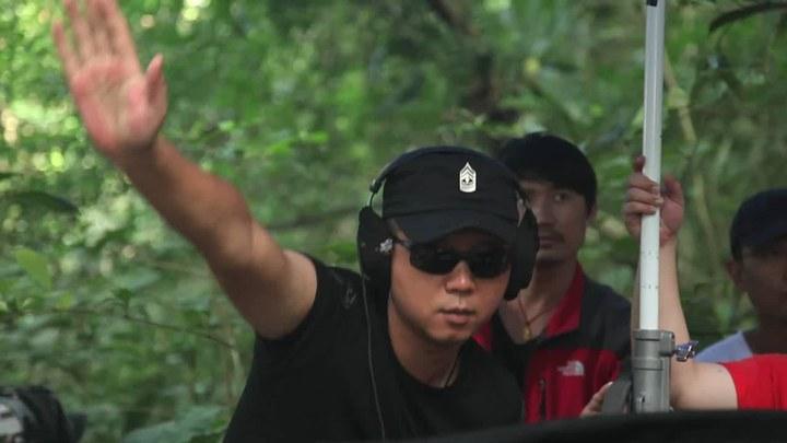 HOLD住爱 花絮5:制作特辑之危险戏份 (中文字幕)