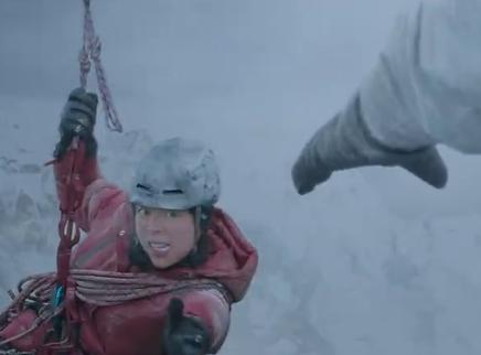 《冰峰暴》今日上映 片尾曲MV解锁影片四大看点