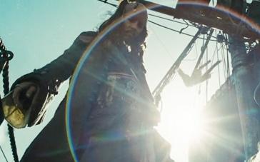 《加勒比海盗2》精彩片段 杰克一枪崩毁巨型章鱼