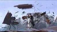 《狄仁杰之神都龙王》海中驾马巨口逃生 冯绍峰飞空砍怪