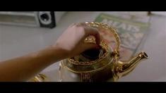 黄铜茶壶 片段之Curling Iron