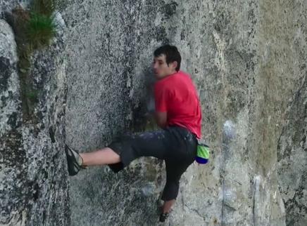 《徒手攀岩》正片片段 狂揽艾美奖七项大奖
