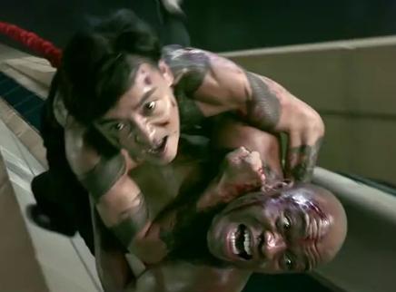 《九龙不败》终极预告 张晋对决世界拳王上演高空极限搏杀