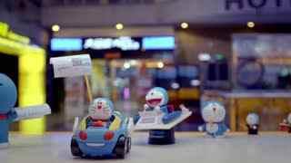 《哆啦A梦:伴我同行》万达定制宣传片