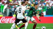 爆冷!卫冕冠军德国0-1负墨西哥
