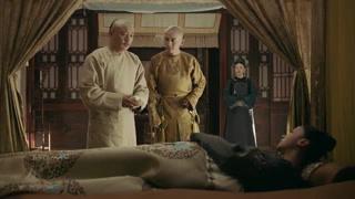 《延禧攻略》皇帝带着魏璎珞回京 魏璎珞已经病入膏肓