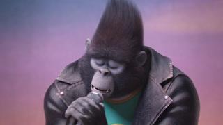 黑帮猩猩颠覆自我深情献唱