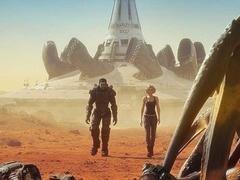《星河战队:火星叛国者》预告片