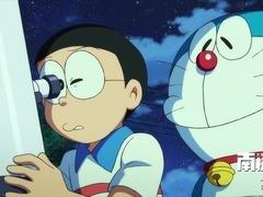 《哆啦A梦》新剧场版南极乐园预告  真假哆啦A梦终对决