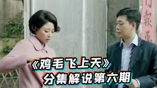 鸡毛飞上天分集解说第6期:江河玉珠喜结连理,大光补办婚礼