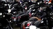 五千车迷齐聚大同 第二届重机国际摩托车滚雷巡游节开幕