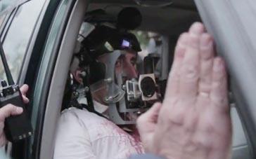 《硬核大战》拍摄直击 脸部摄像机第一人称视效