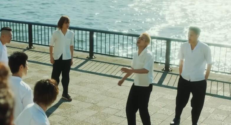 《东京复仇者》发布预告片