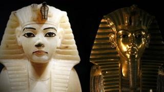 图坦卡蒙墓本来是为了奈费尔提蒂女王修建的?那女王的尸体呢?