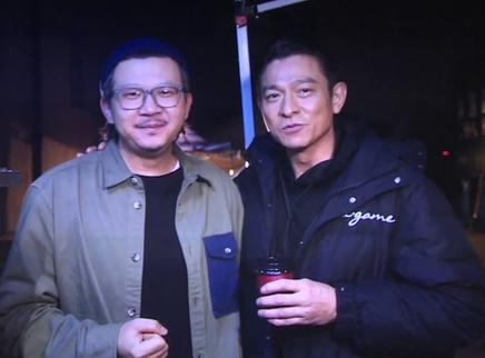 《平原上的夏洛克》首映 刘德华力挺监制饶晓志