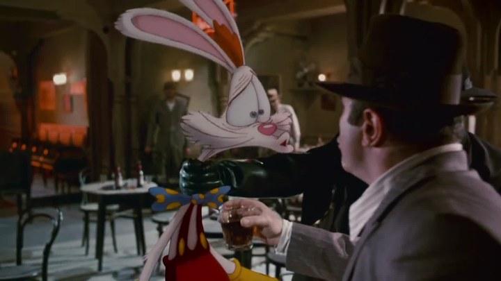 谁陷害了兔子罗杰 片段1:Drink the Drink