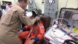 宇航员的日常迫降训练 他们和任务之间的紧密联系