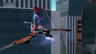 手机游戏《超凡蜘蛛侠2》宣传片