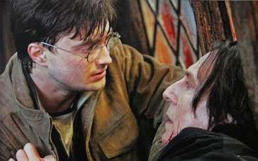 《哈利·波特与死亡圣器(下)》片段5