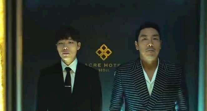 《毒战》曝光首款预告片