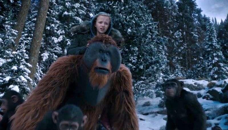 《猩球崛起3:终极之战》外媒盛赞特辑