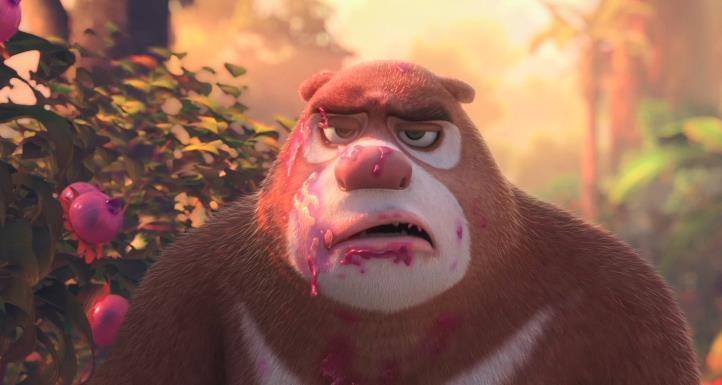 《熊出没·原始时代》河南方言版预告片