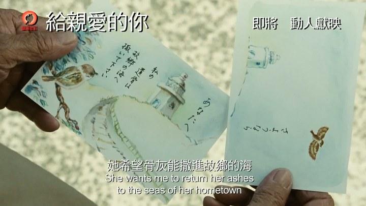 致亲爱的你 香港预告片3 (中文字幕)