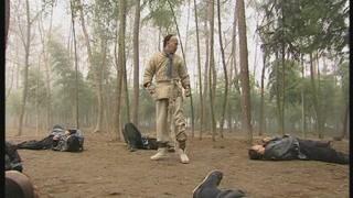 《醉拳》龙少玉帮聂三阳阻挡敌人 先去救聂冰