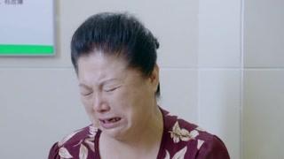 《刘家媳妇》八斤被三朵的病吓傻了 土地一直开导她