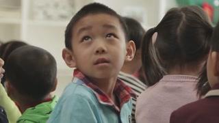 陈白露花絮:之陈言在幼儿园