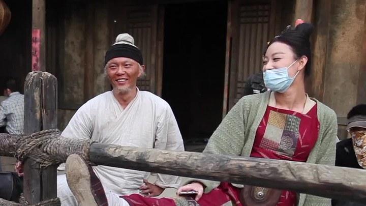 奇门遁甲 花絮5 (中文字幕)