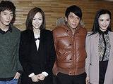 甜姐唐嫣新片挑战女强人 吴卓羲内地淘金不忘TVB