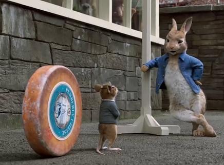 《比得兔2:逃跑计划》口碑炸裂领跑端午档 亲子关系探讨引共鸣