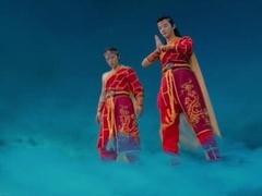《降龙伏虎小济公》片头曲MV:小妖哪里跑