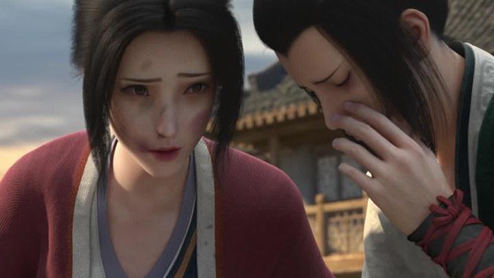 风语咒 片段2:上阵母子兵 (中文字幕)