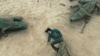 巨鳄偷袭村落吃人,竟是龙王诅咒?