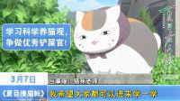 《夏目友人帐》教你快乐吸猫!撸猫核心科技,人类必看!