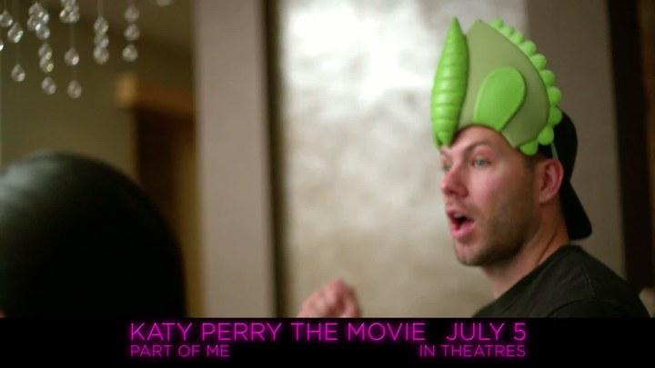 """凯蒂·派瑞:这样的我 片段8:""""Meet Johnny"""""""