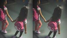 修杰楷幸福分享女儿上学日常:霸气����强吻波妹