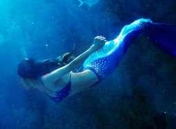 《爱情银行》海洋之心特辑 周泓化身性感美人鱼