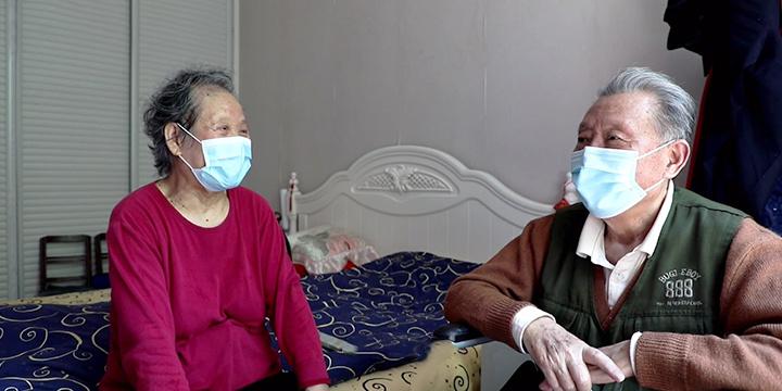 《武汉日夜》发布孟宪明特辑 家人是退伍老兵心中最深的牵挂